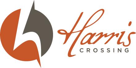 Harris Crossing Logo
