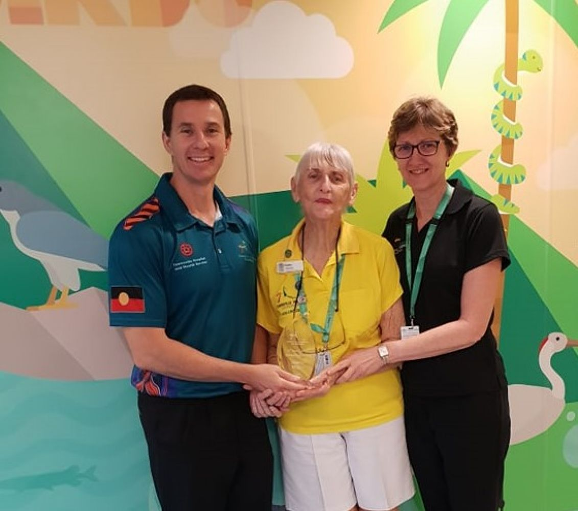 End of an era for Townsville Hospital Foundation