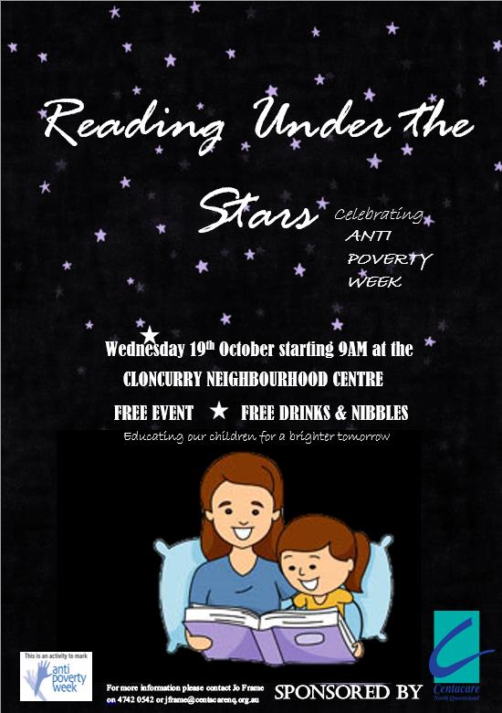 Cloncurry Literacy Event