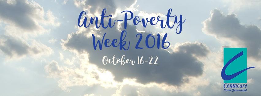Anti-Poverty Week 2016