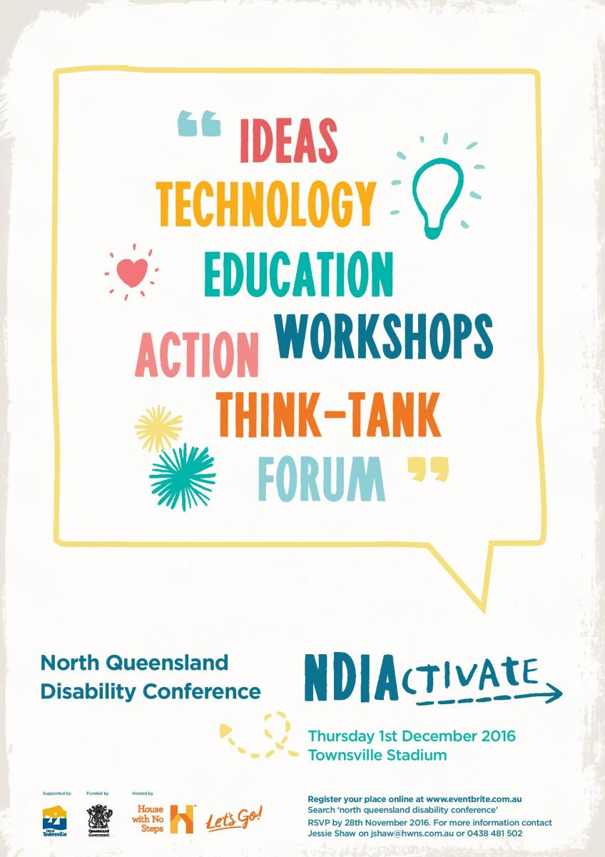 North Queensland Disability Conference