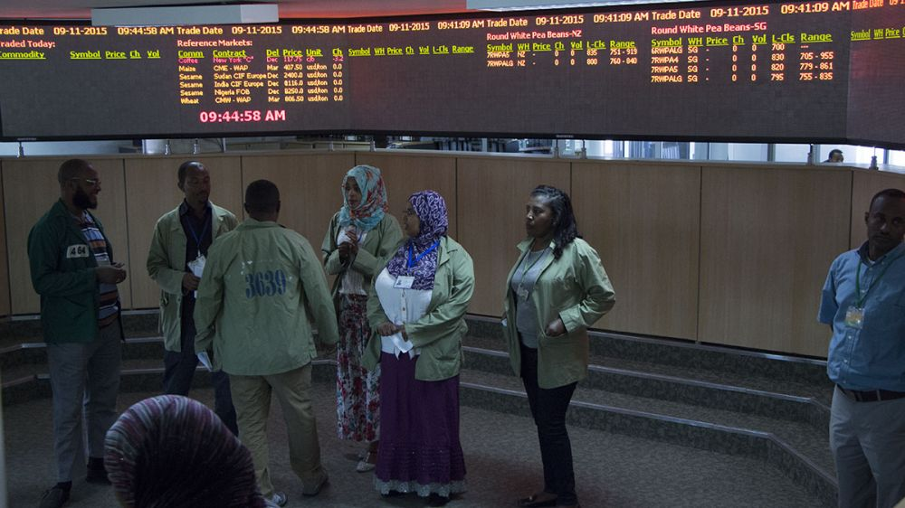 The Ethiopian Commodity Exchange