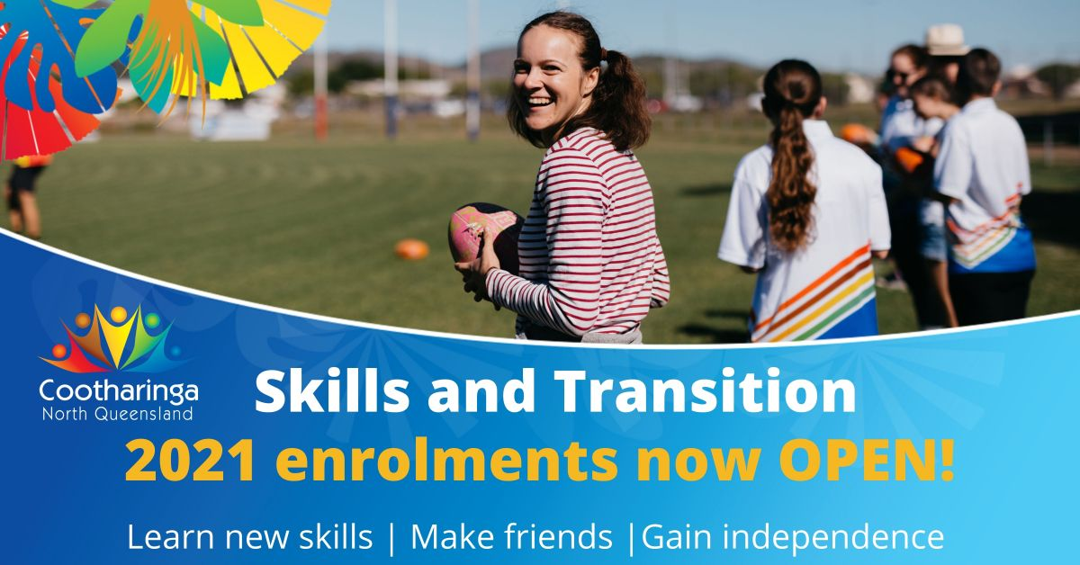 Skills and Transition 2021 enrollments