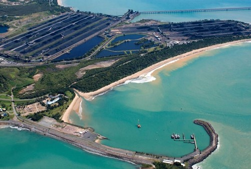 Pacific Tiger Dredging Campaign