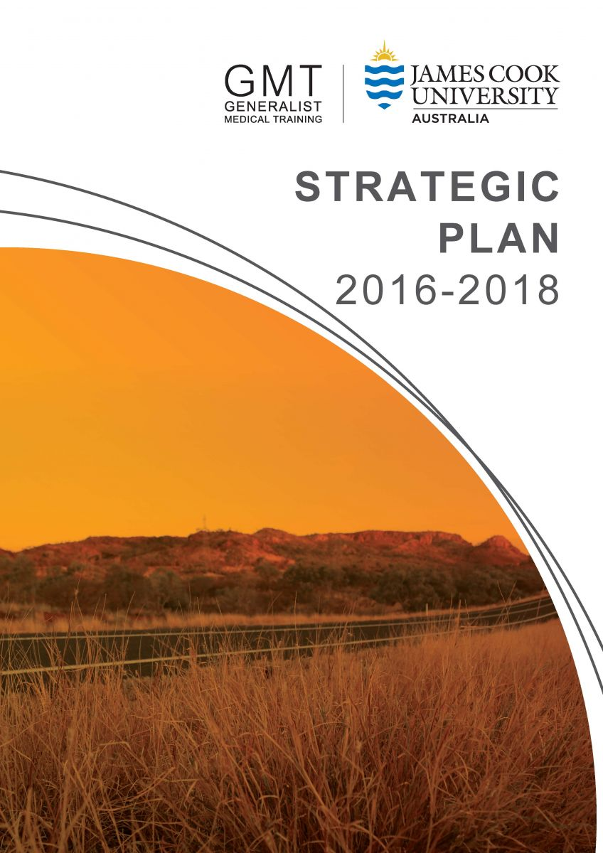 GMT Strategic Plan 2016 - 2018