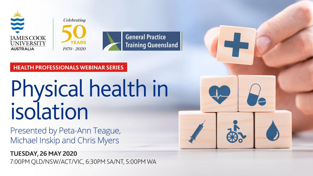 Episode 1 - Physical health in isolation