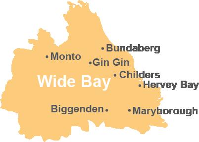 Wide bay australia login