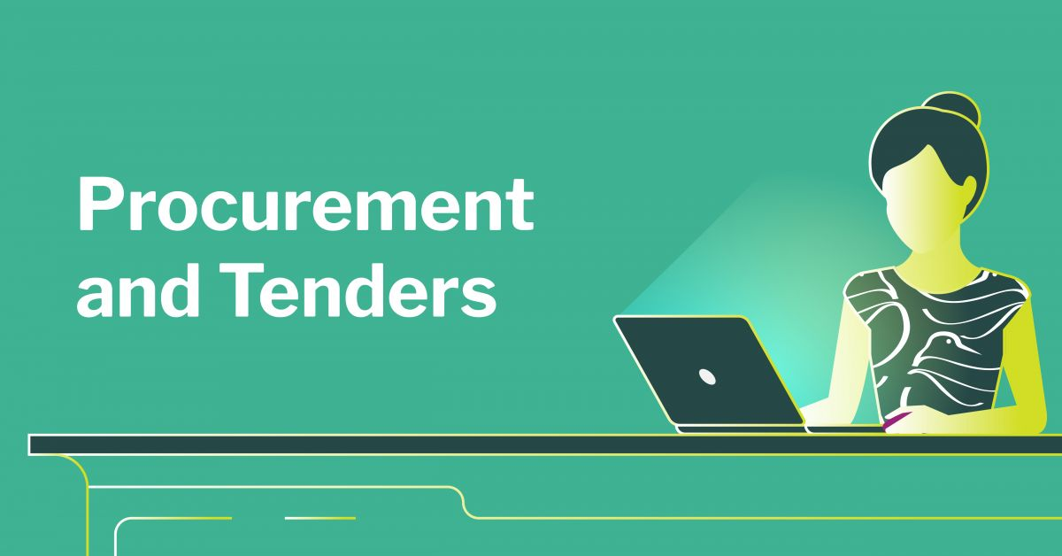 Current Procurement and Tender Opportunities