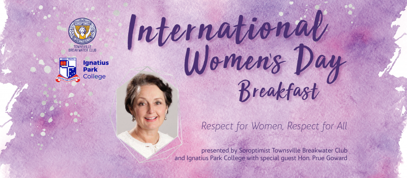 International Women's Day Breakfast
