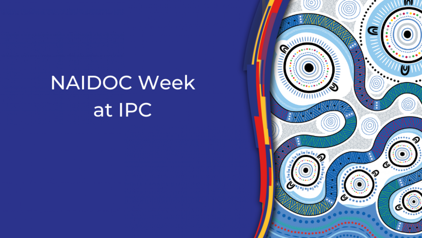 NAIDOC Week at IPC