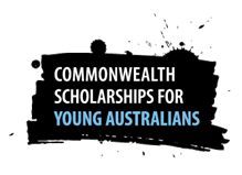 Commonwealth Scholarships for Young Australians logo