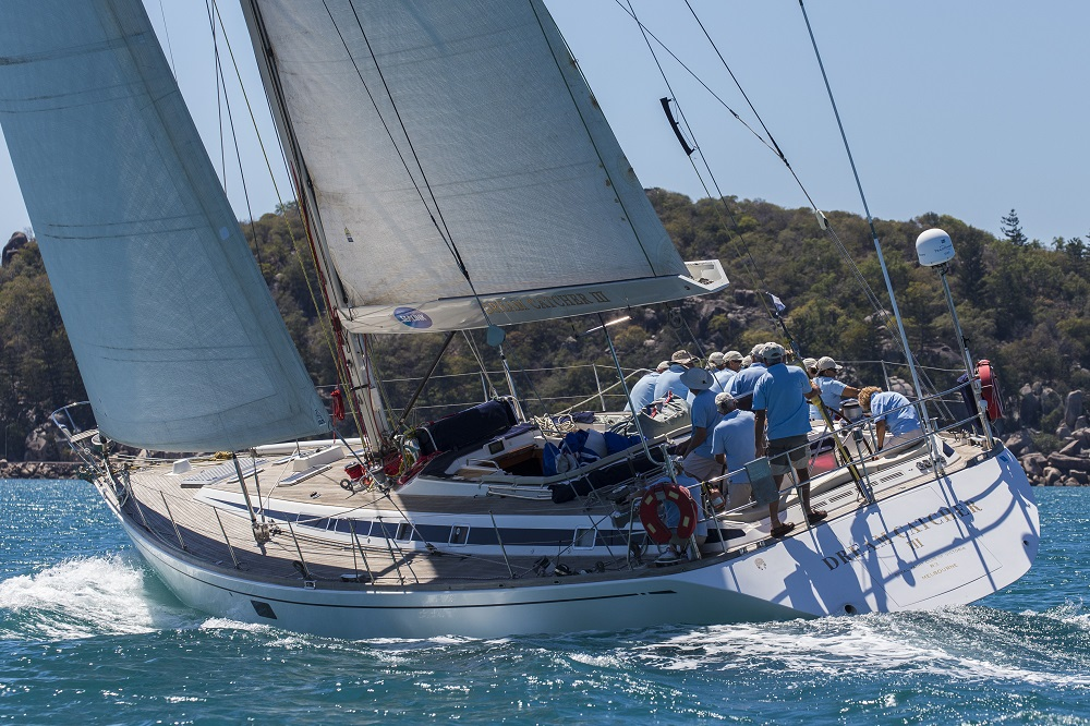 A good day out for Dream Catcher III - Photo Credit Andrea Francolini
