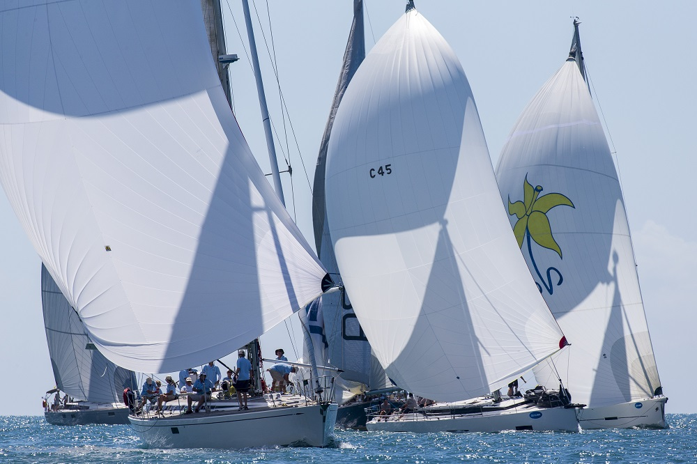 A reminder of Day 2 racing - Photo Credit Andrea Francolini