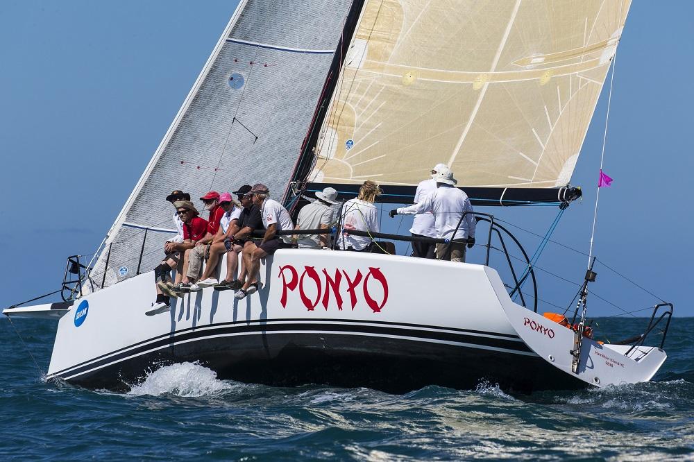 Ponyo in good form - Photo Credit Andrea Francolini