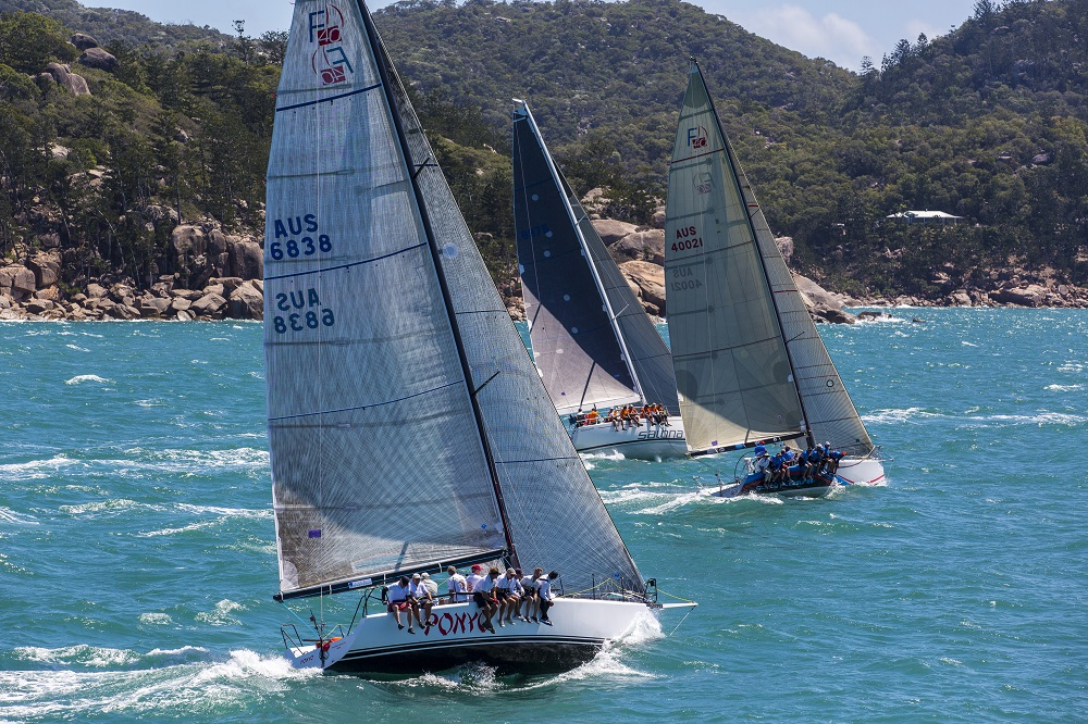 Ponyo last year - will be raced by Hughie Lewis this time - Photo Credit Andrea Francolini