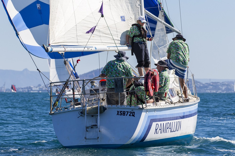 Rampallion crew hard at work - Photo Credit Andrea Francolini
