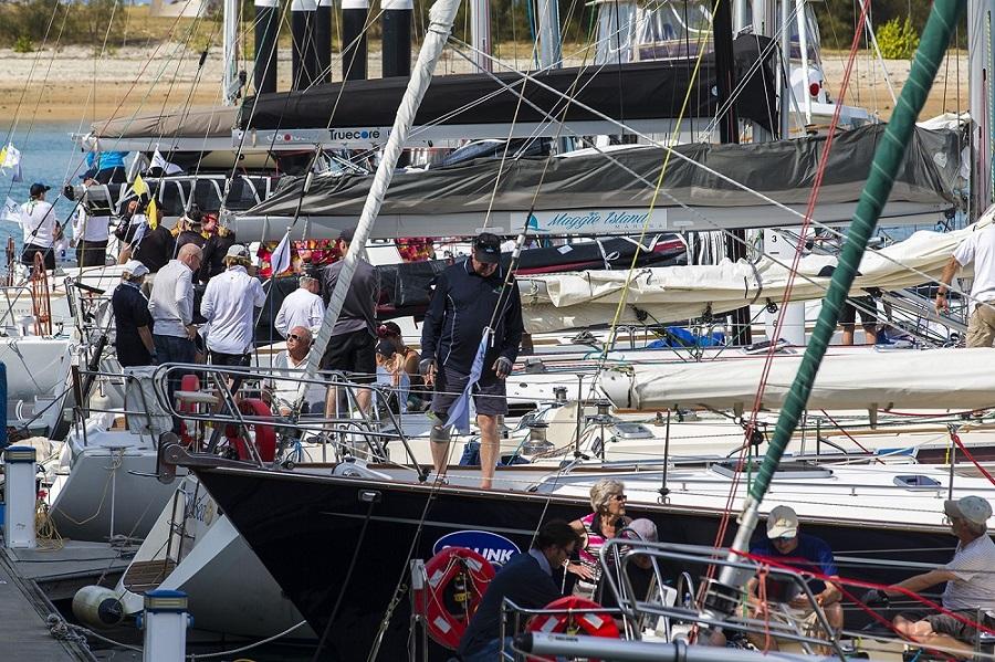 Re-race preparations - Andrea Francolini