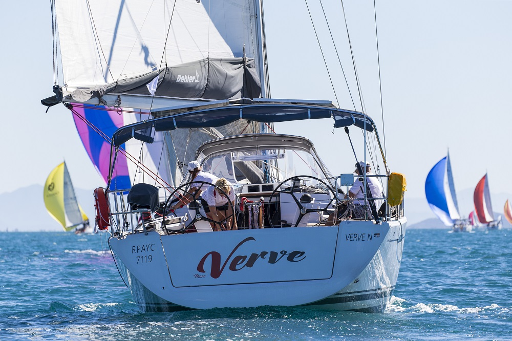 Verve is a marked boat - Photo Credit Andrea Francolini
