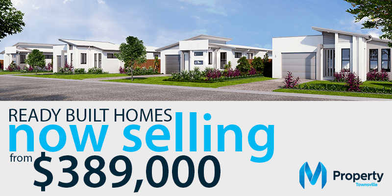 Ready Built Homes NOW SELLING