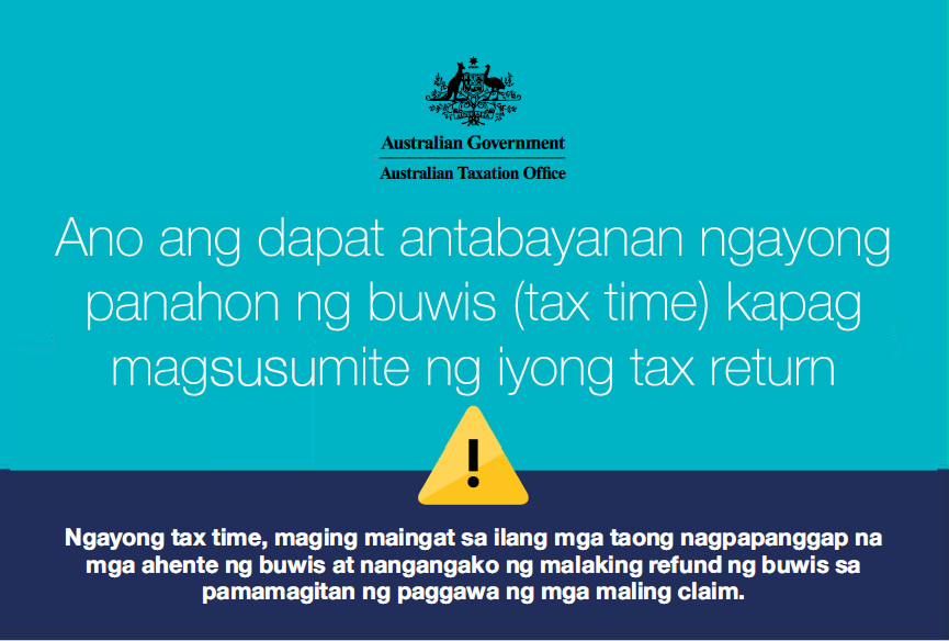 Filipino Tax Tips
