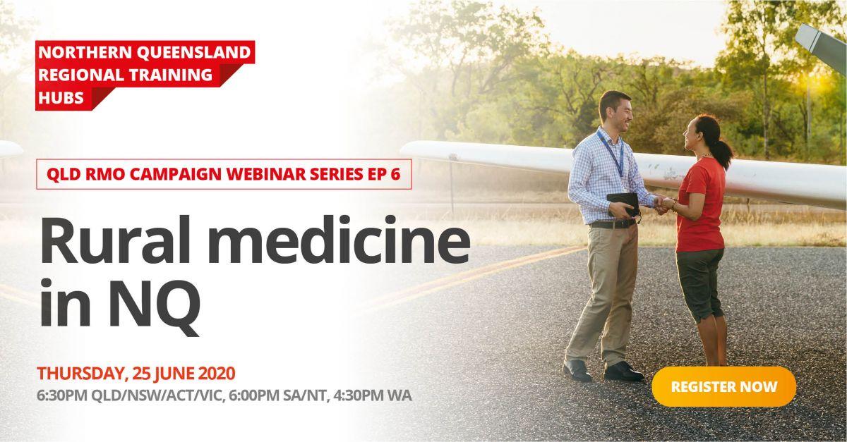 Episode 6 - Rural medicine in Northern Queensland