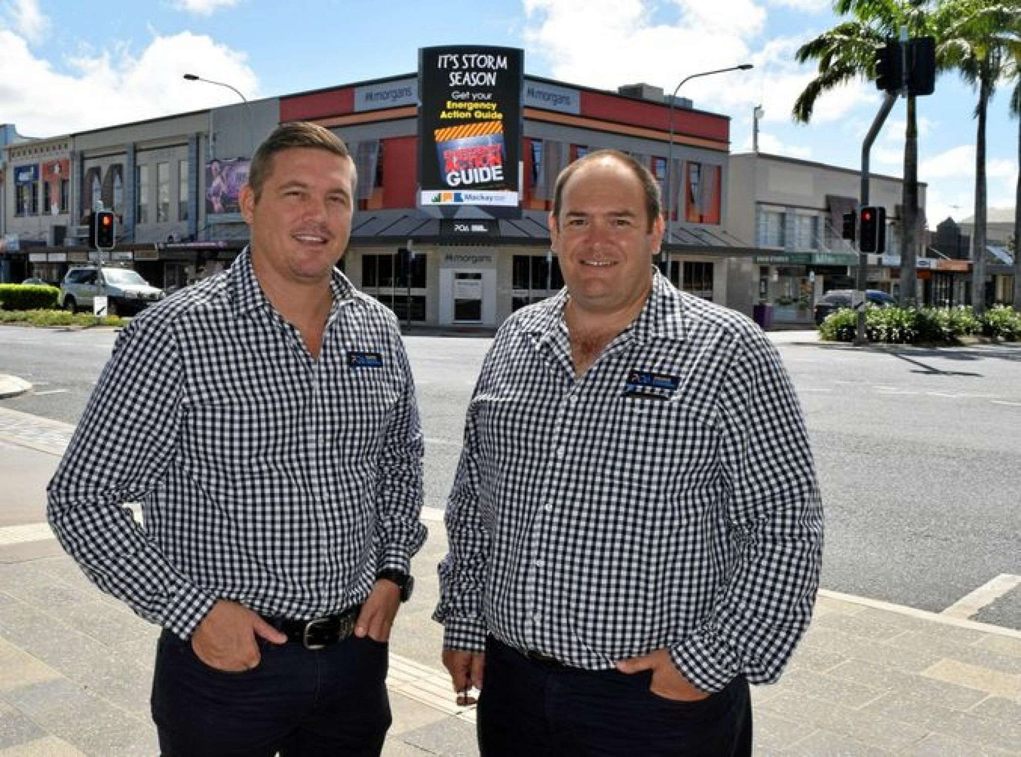 Shining Bright in Mackay CBD