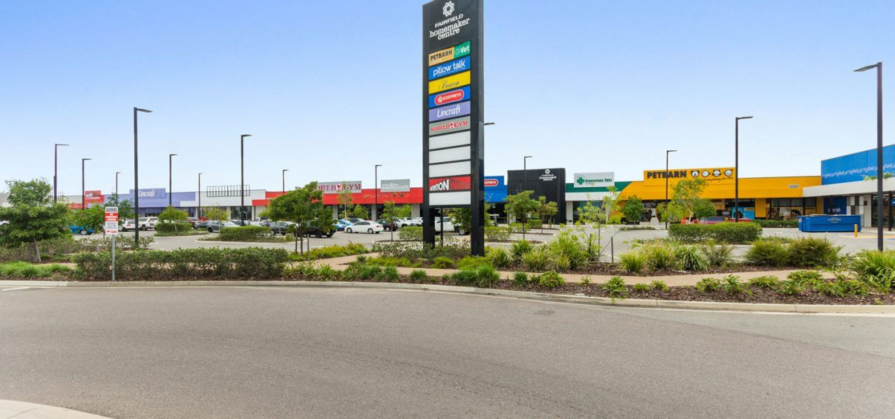 Fairfield Waters Shopping Centre