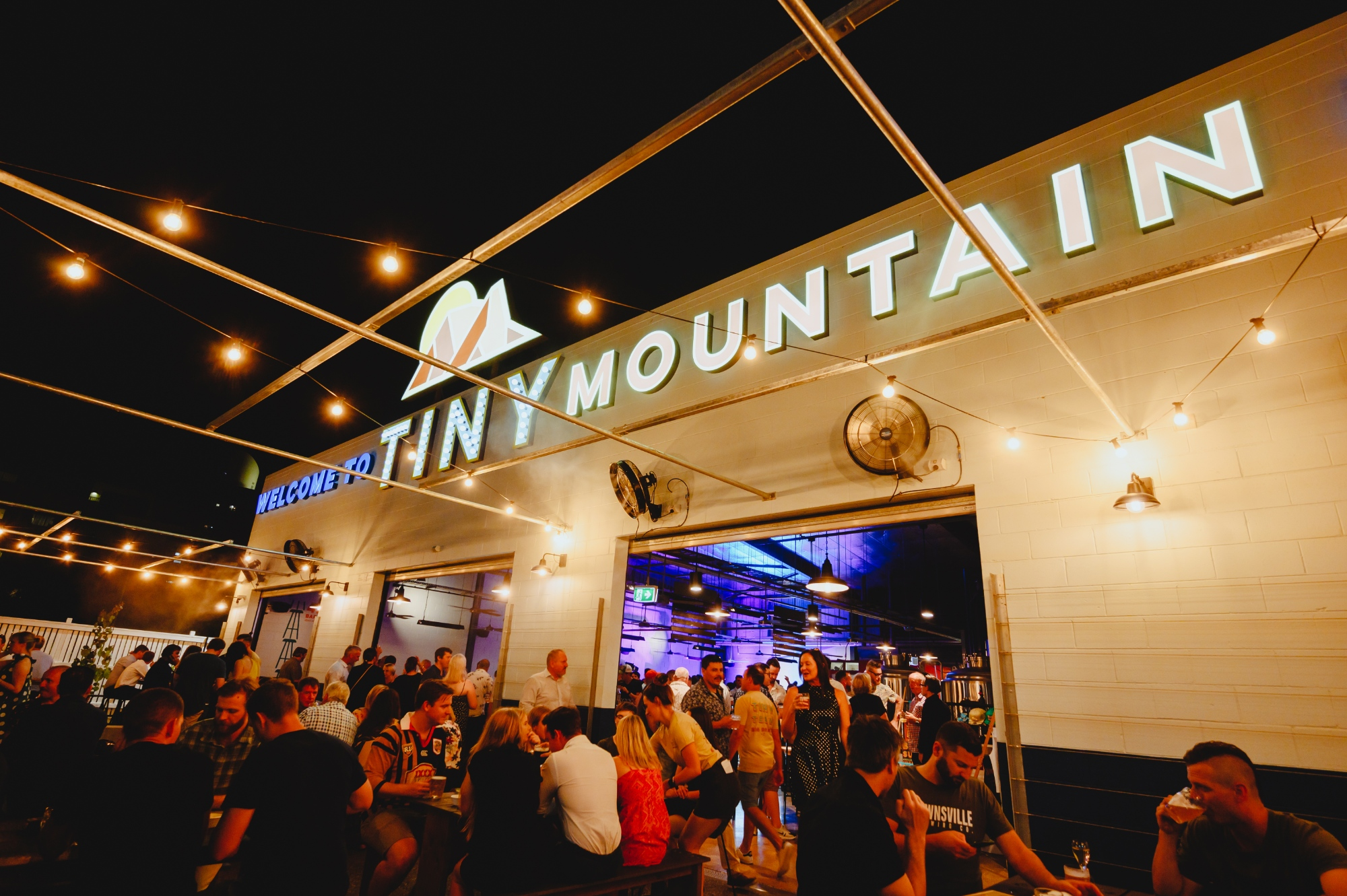Lion Brewery (Tiny Mountain), Palmer St Townsville