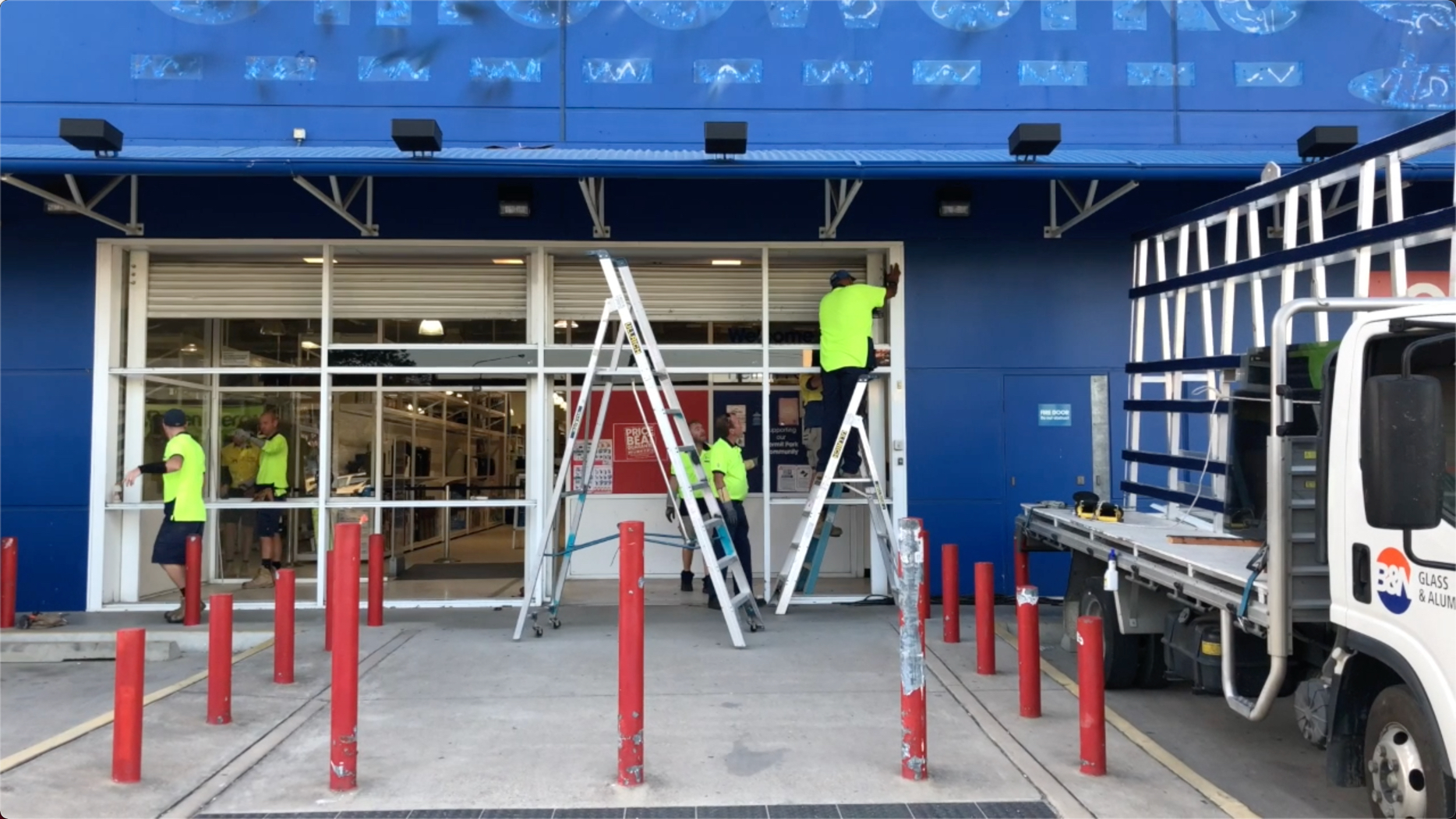 Officeworks Townsville Charters Towers Road Townsville
