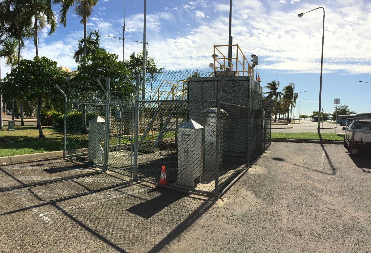 Figure 1. Coastguard Station