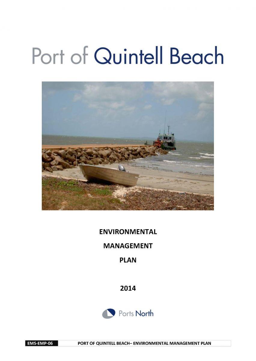 Quintell Beach EMP
