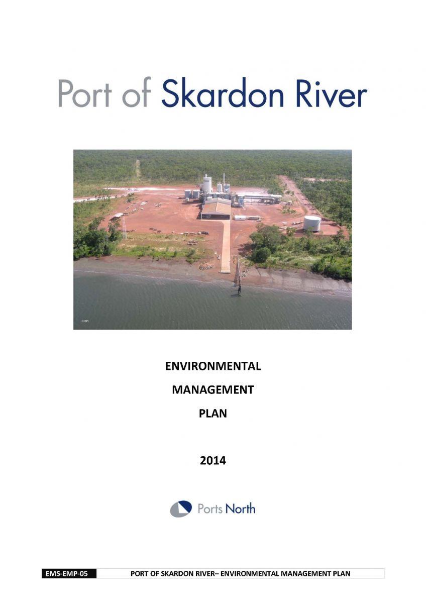 Skardon River EMP