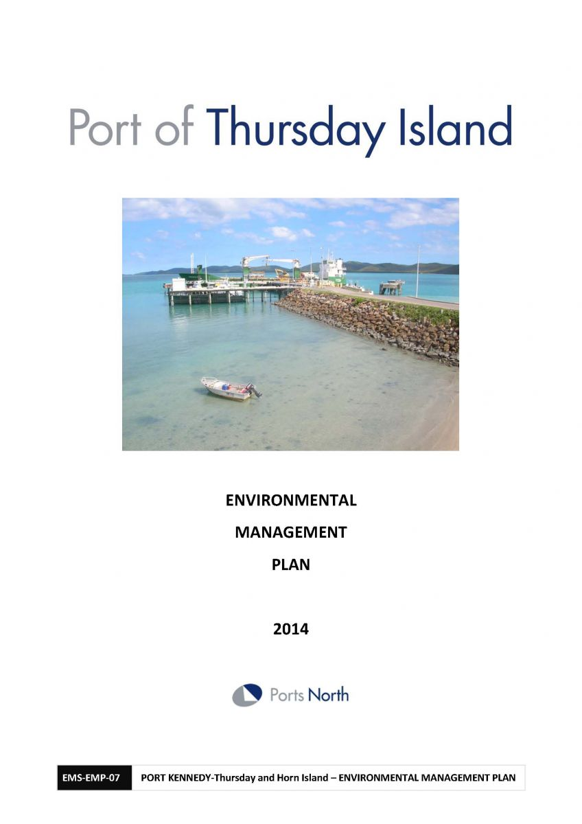 Thursday Island EMP