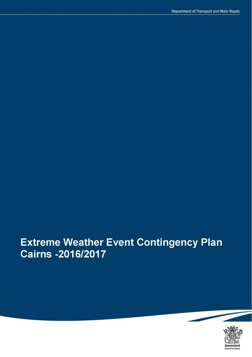 MSQ Extreme Weather Plan