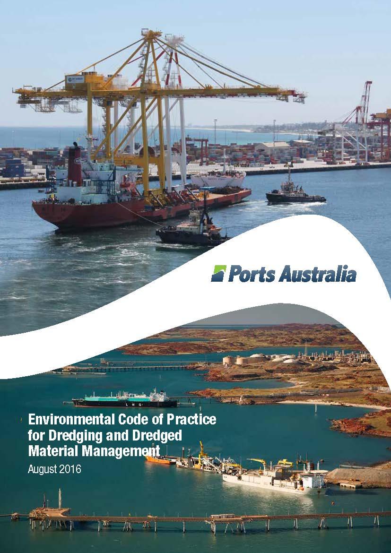 Ports Australia Dredging Code