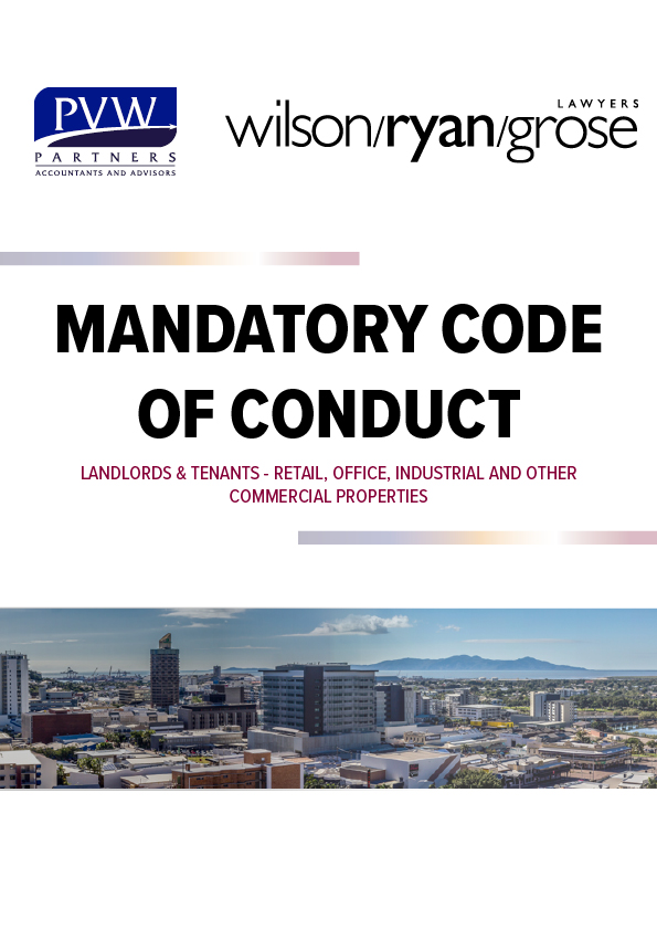 PVW Partners - Code of Conduct