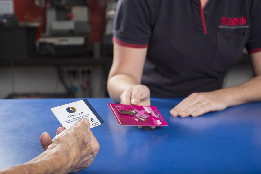 Seniors Discount | Ruswin
