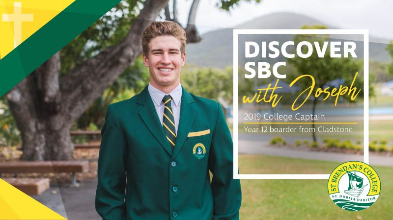 College captain urges students to take up every opportunity at SBC