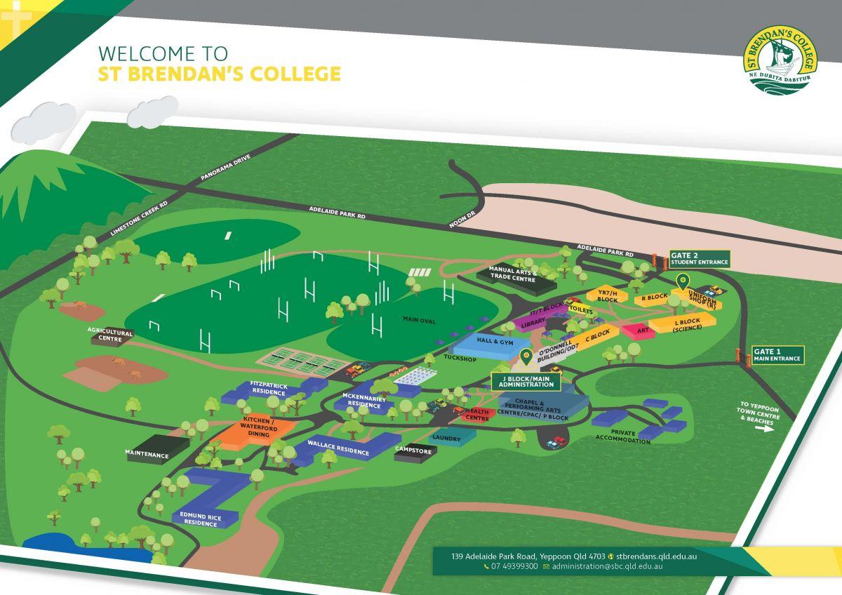 SBC Visitor Map