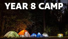 Year 8 Camp Information