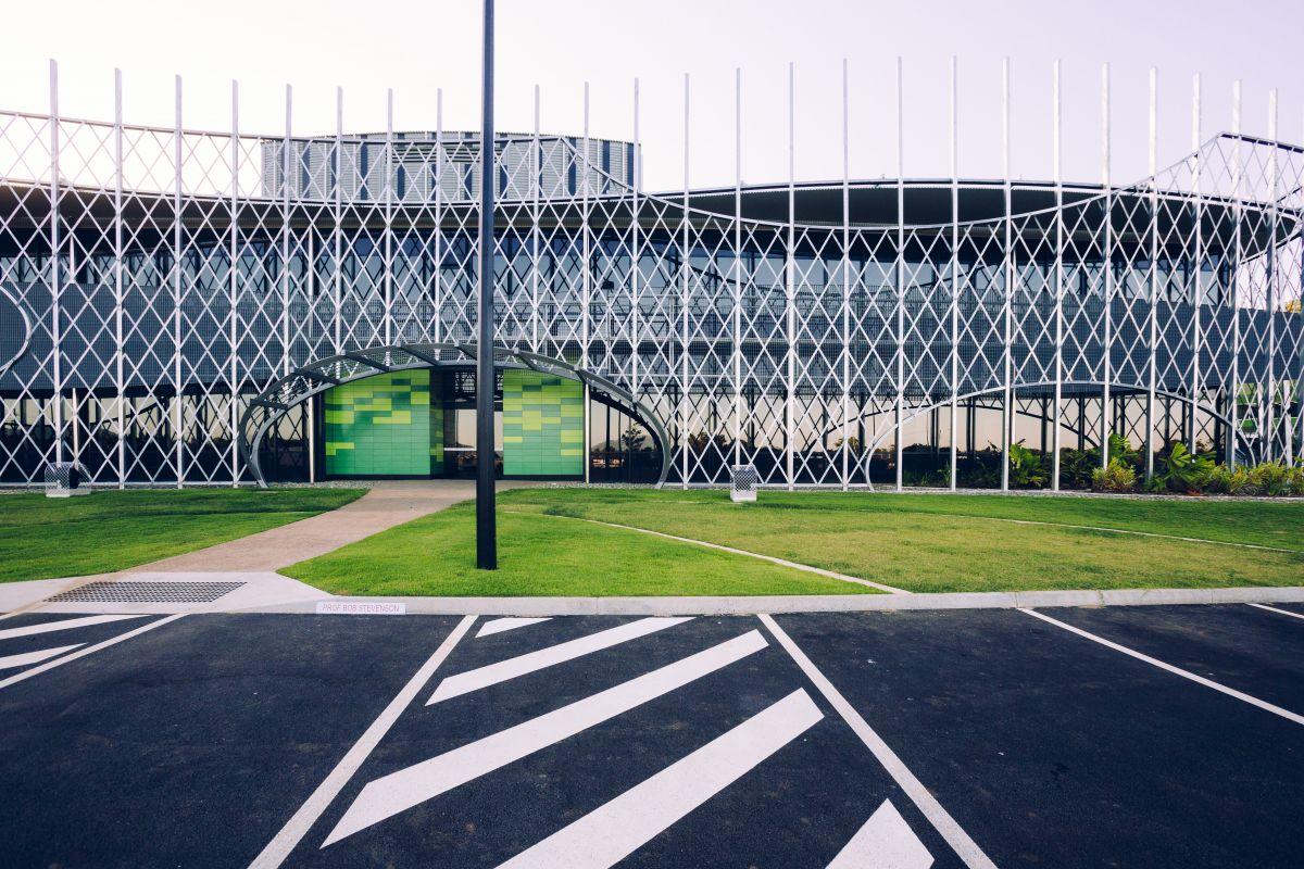 Cairns Institute building