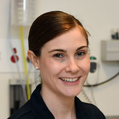 Jenni Meehan – Senior emergency department physiotherapist