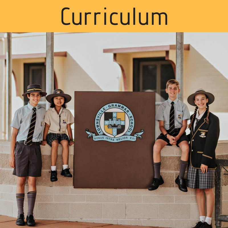Townsville Grammar School Pre-Prep to Year 12