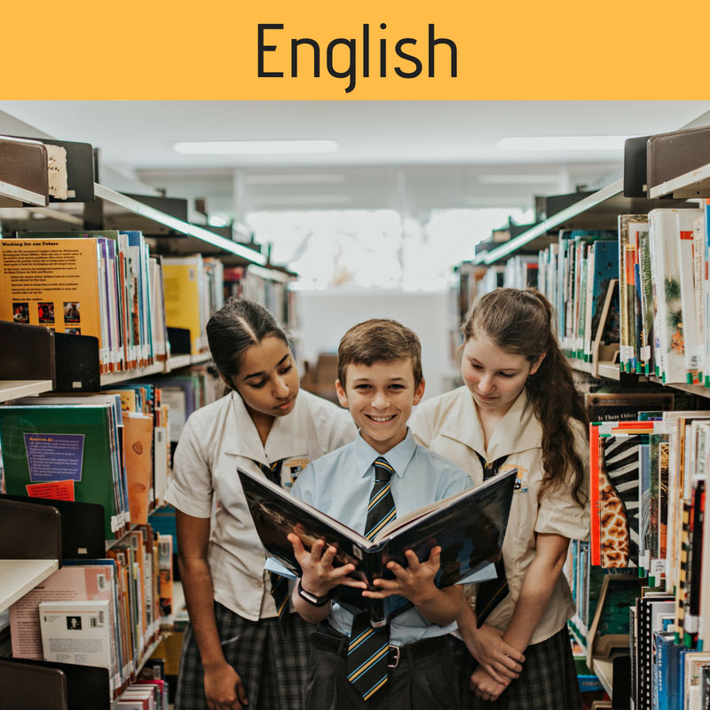 English at Townsville Grammar School