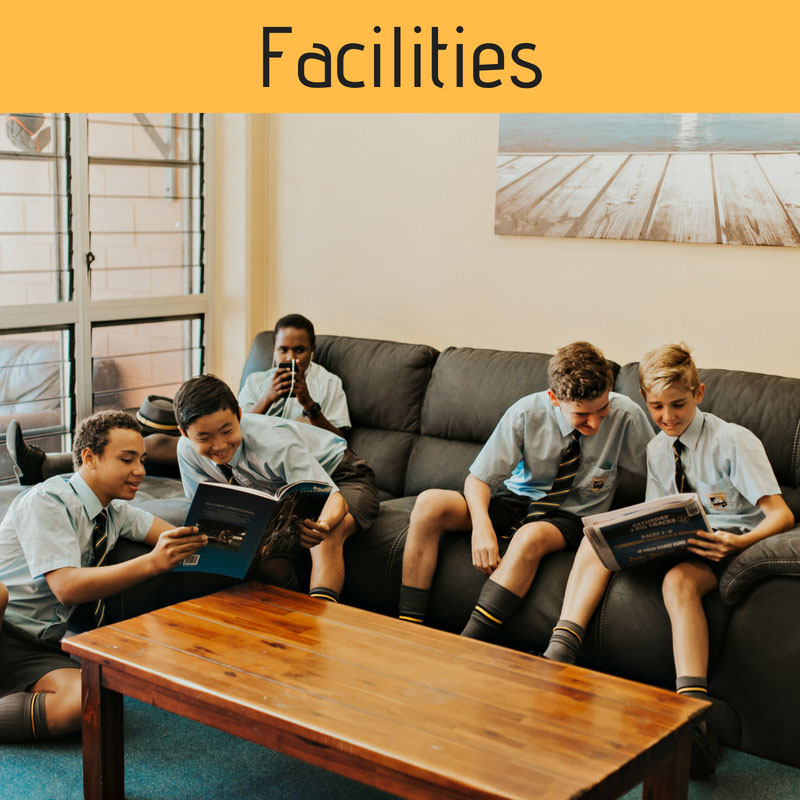 Townsville Boarding School Facilities