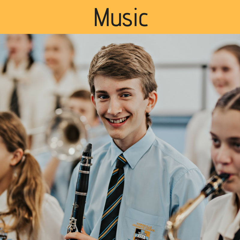Music at Townsville Grammar School