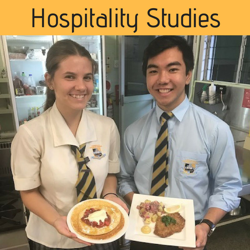 Hospitality Studies at Townsville Grammar School