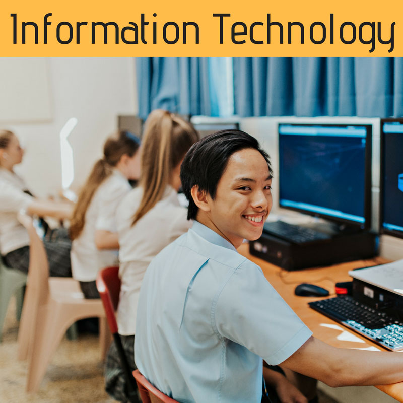 Information Technology at Townsville Grammar School