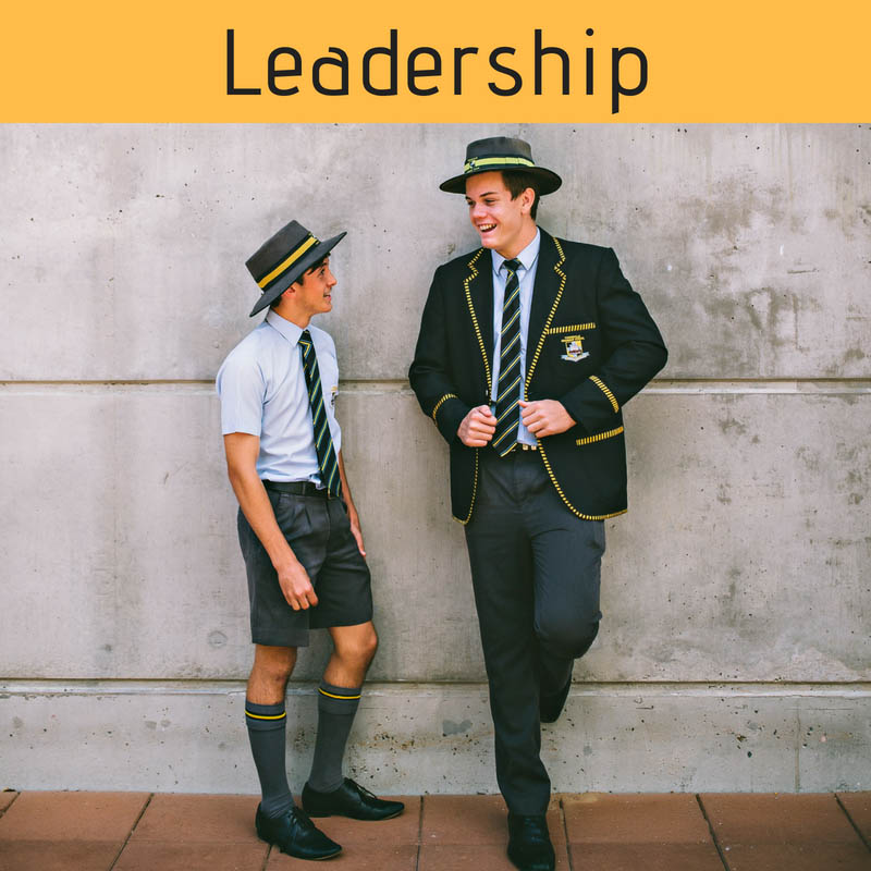 Townsville Grammar School Leadership