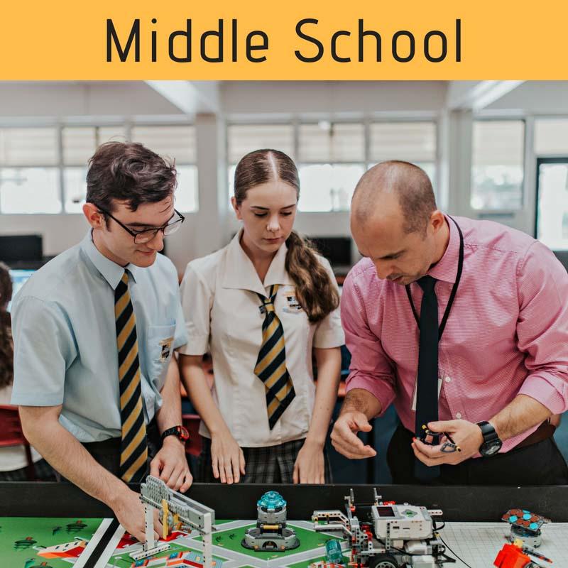 Townsville Grammar Middle School